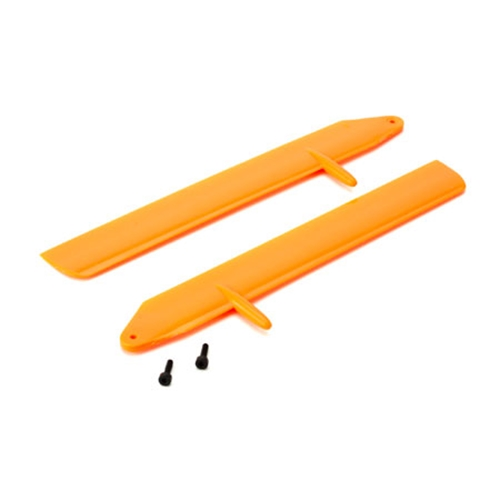 Picture of Fast Flight Main Rotor Blade Set, Orange: 130 X