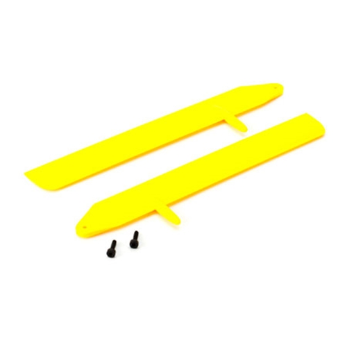 Picture of Fast Flight Main Rotor Blade Set, Yellow: 130 X
