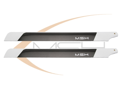Picture of MSH 430mm Carbon blades