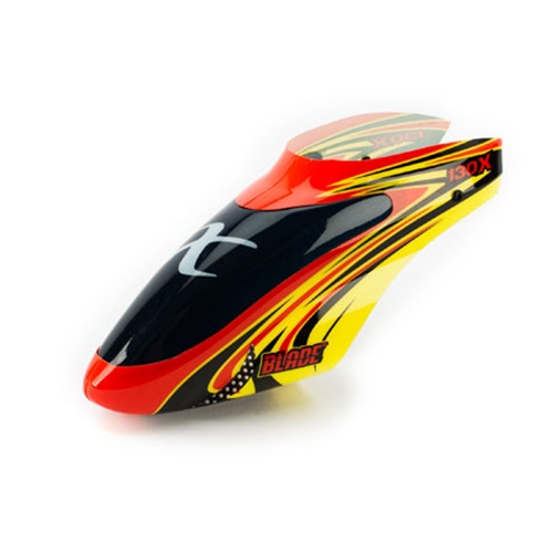 Picture of Red/ Yellow Option Canopy: 130 X