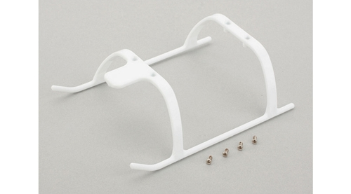 Picture of White Landing Gear Set: 130 X
