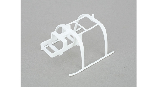 Picture of White Landing Gear: mCP X BL