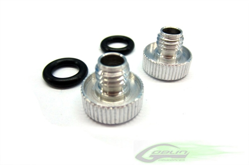 Picture of Aluminum Canopy Knobs - Goblin 630/700/770