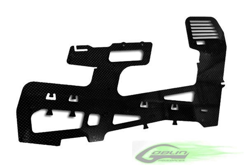 Picture of Carbon Fiber Main Frame (1pc) - Goblin 630/700