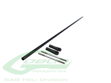 Billede af Carbon Fiber Tail push rod C