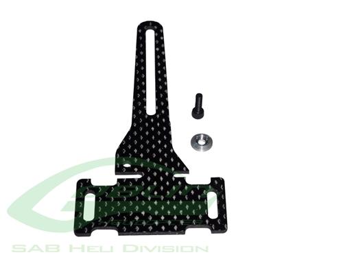 Picture of Carbon Fiber Swashplate Antirotation - Goblin 500
