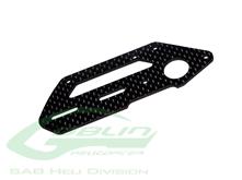 Billede af Carbon Fiber Tail Side Plate - Goblin 500
