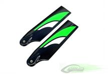 Billede af SAB 115mm haleblade grøn
