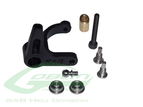 Picture of Plastic Bell Crank Leveler - Goblin 500