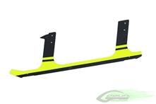 Billede af Low Profile Carbon Fiber landing gear - Goblin 630/700/770 - Yellow (1pc)