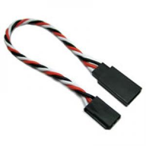 Picture of 10CM 22AWG FUTABA TWISTED