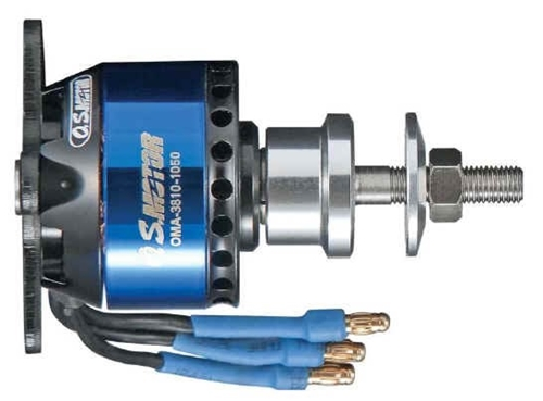 Picture of O.S. Motors OMA-3810-1050 (.10 size)