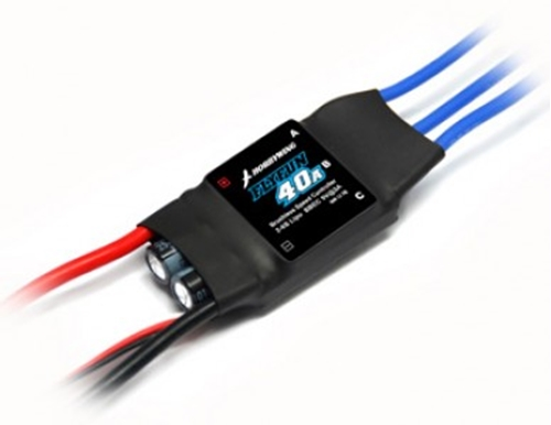 Picture of HobbyWing Flyfun 40A 2-6S ESC med 3A BEC