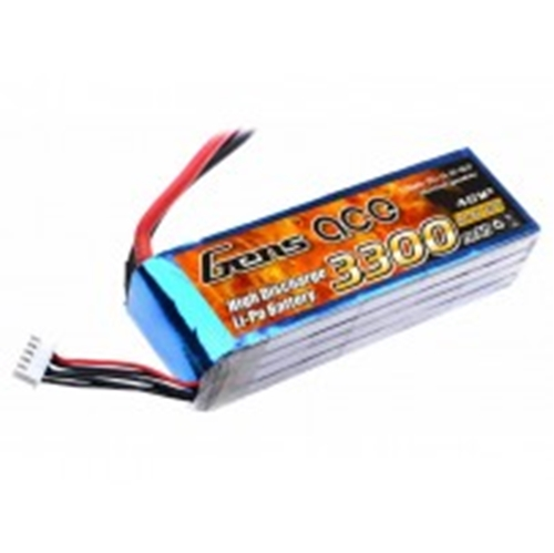 Picture of Gens Ace 4S 3300mAh 25C