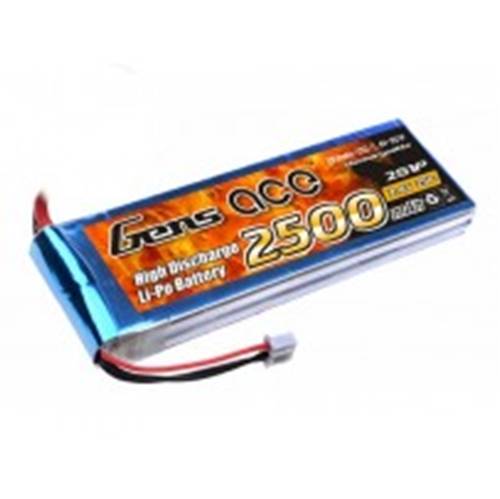 Picture of Gens Ace 2S 2500mAh 25C
