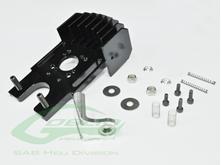 Billede af Aluminum Cooling Motor Mount With Third Bearing - Goblin 630/700/770