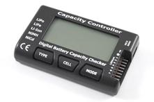 Billede af Batterimåler til LiPO, LiFE, Li-Ion, NiCd / NiMH