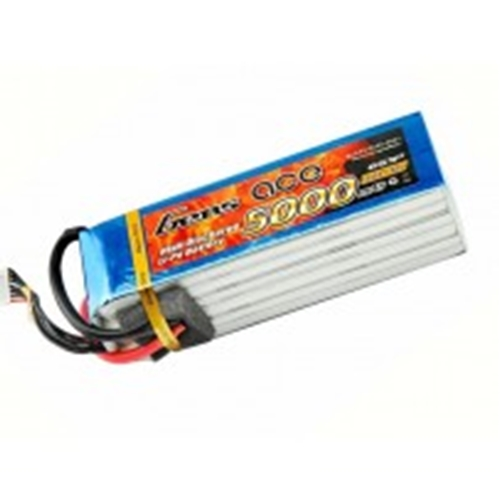 Picture of Gens Ace 6S 5000mAh 45C