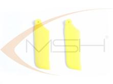 Billede af Tail blades (gule)