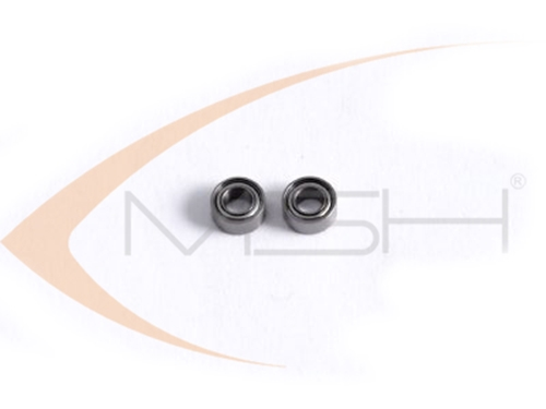 Picture of Ball bearing 3x6x2,5 (2 stk)