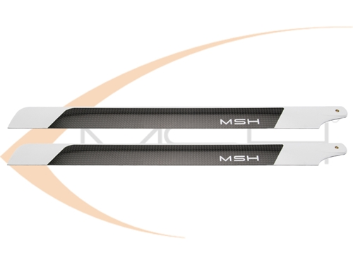 Picture of MSH blades 470mm