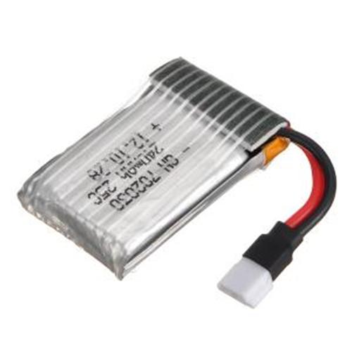 Picture of 1S 240mAH LiPO batteri til Hubsan X4