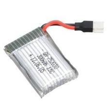 Billede af 1S 380mAh batteri til Hubsan X4C og FPV
