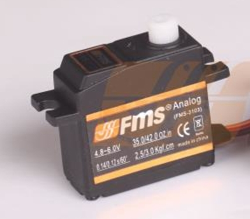 Picture of FMS 17g mini servo