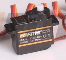 Billede af FMS 9g analog micro servo