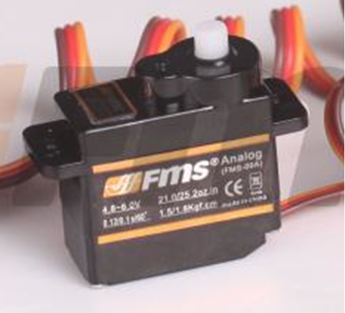 Picture of FMS 9g analog micro servo
