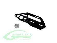 Billede af Aluminum Tail Side Plate - Goblin 630/700 Competition