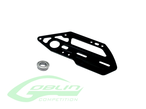 Picture of Aluminum Tail Side Plate - Goblin 630/700 Competition