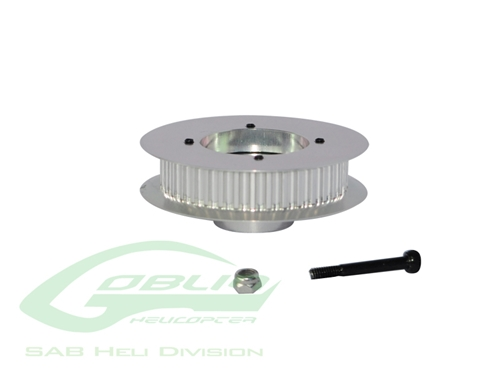 Picture of Aluminum Front Tail Pulley - Goblin 770/Goblin 700 Competition