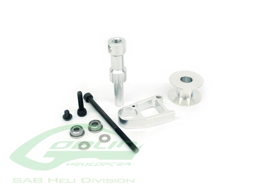 Picture of Aluminum Tail Belt Tensioner - Goblin 630/700 Competition