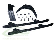 Billede af Plastic Landing Gear Set - Goblin 570