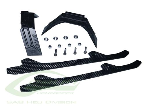 Picture of Plastic Landing Gear Set - Goblin 570