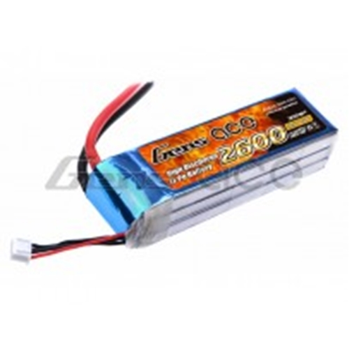 Picture of Gens Ace 3S 2600mAh 25C