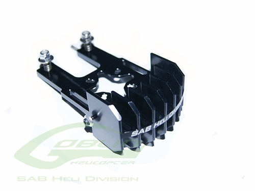 Picture of Aluminum Cooling Motor Mount - Goblin 570