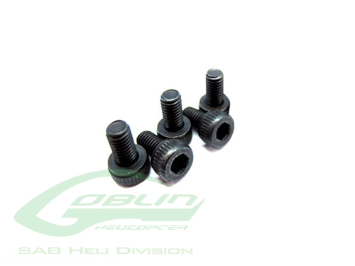 Picture of DIN 12.9 Socket Head Cap M2x5 (5pcs) - Goblin 500/570/630/700/770