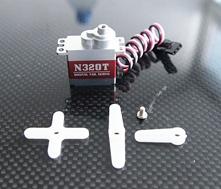 Billede af KDS N320T Micro tail servo