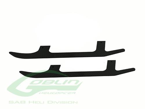 Picture of Carbon Fiber Landing Gear - Goblin 380