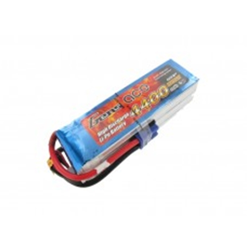Picture of Gens Ace 6S 4400mAh 45C