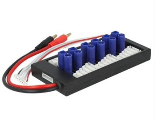 Picture of EC5 6x parallel ladeboard med balancestik