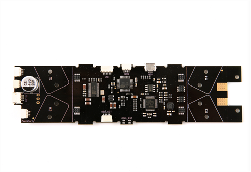 Picture of Kylin 250 integrated PCB