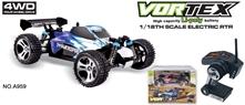 Billede af 1:18 4WD Vortex High Speed Buggy (Blå)