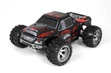 Billede af 1:18 4WD Vortex Monster Truck (Rød/Sort)