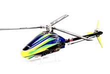 Billede af OXY3-Qube 3-bladed Helicopter Kit