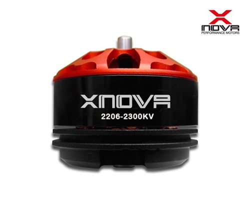 Picture of Xnova 2206-2300KV supersonic racing FPV motor combo
