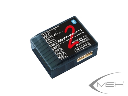Picture of MSH Brain 2 med Bluetooth