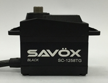 Billede af Savöx SC-1258TG Black Edition